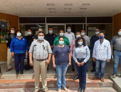 Coordinan Nazas, San Luis del Cordero y San Pedro del Gallo medidas preventivas ante Covid-19