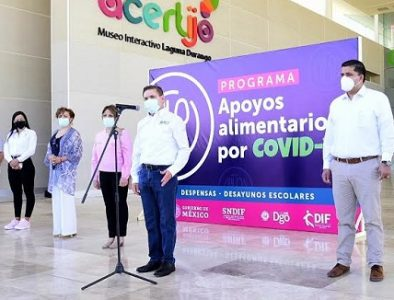 Llegarán 370 mil apoyos para los más vulnerables: Aispuro