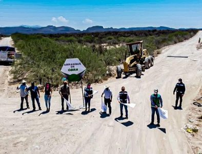 Rehabilitación del camino La Fe, será una realidad: Luly Martínez