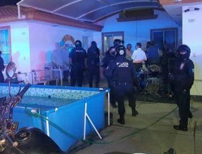 Suspenden fiesta en el fraccionamiento Aranzazú II