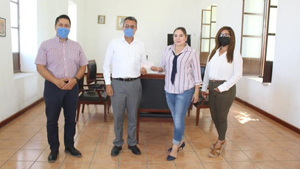 Vicente Guerrero gestiona 2 mdp para reactivación de la economía local