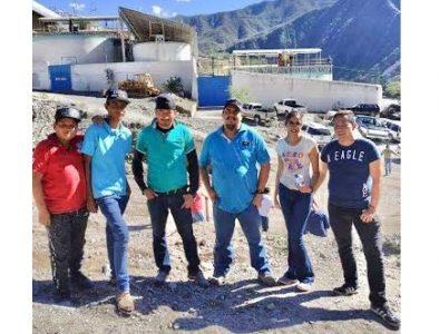 Diputada gestiona puente peatonal para Tayoltita