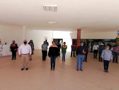 Con el reinicio de las actividades, refuerza acciones Gobierno de Cuencamé: Luly Martínez