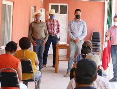 Ante arribo de paisanos, aplican medidas contra Covid-19 en poblados