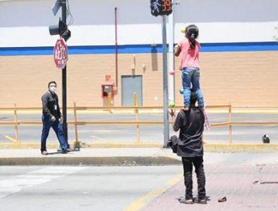 Operativos de DIF municipal disminuyen presencia de infantes en calle