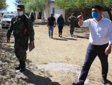 Vicente Guerrero destina terreno para cuartel de la Guardia Nacional