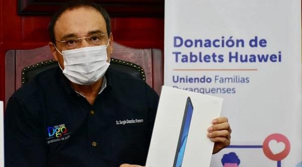 En Durango, pacientes Covid-19 podrán comunicarse con sus familias