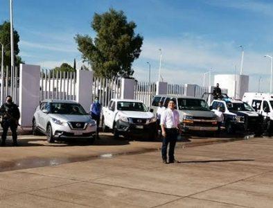 Ampliación del parque vehicular, para mejor servicio a la población: Orlando Herrera
