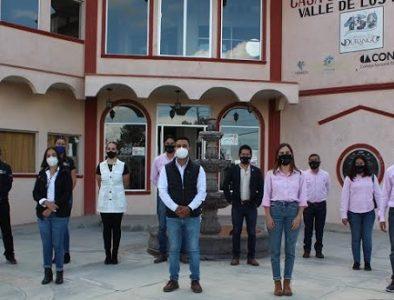 Reactiva IDJ giras de trabajo en municipios