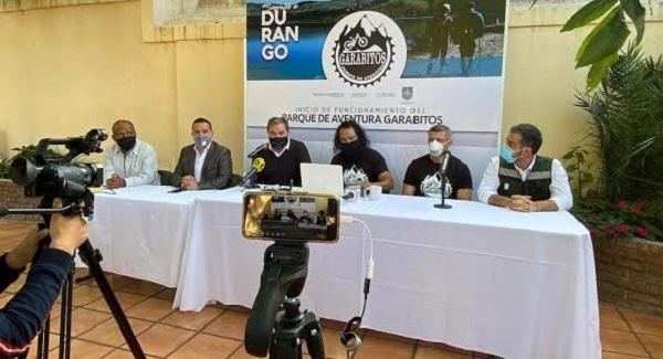 Municipio presenta 'Garabitos Parque de Aventura'