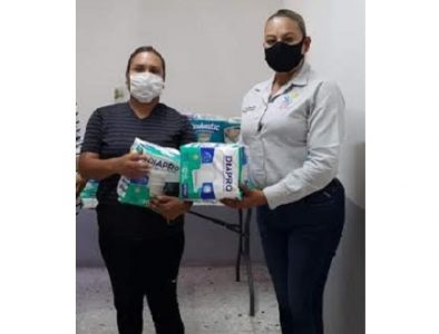 DIF de Peñón Blanco apoya con pañales a familias de distintas comunidades