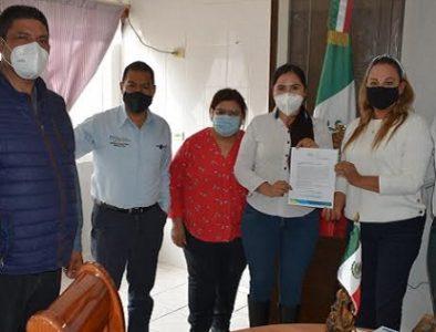 Inicia instalación de Centros Comunitarios en Peñón Blanco