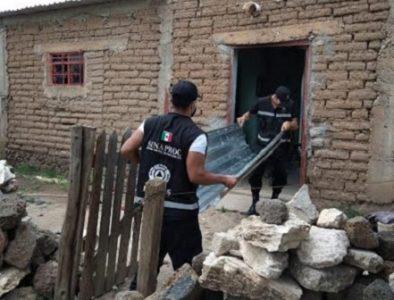Entregan apoyos a familias vulnerables de Poanas