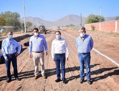 Supervisan obras de calidad, con beneficio para 280 mil habitantes en Lerdo