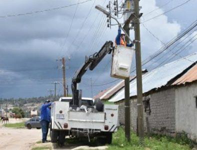 Municipio instalará cerca de 4 mil luminarias