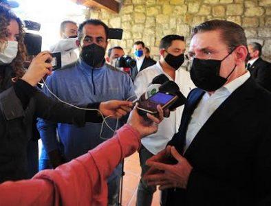 Aispuro anuncia entrega de oxímetros gratuitos para pacientes Covid