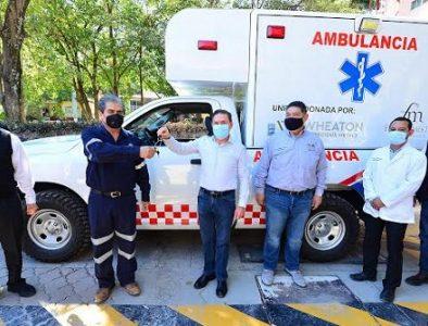 Aispuro y First Majestic llevan apoyo médico a Tayoltita
