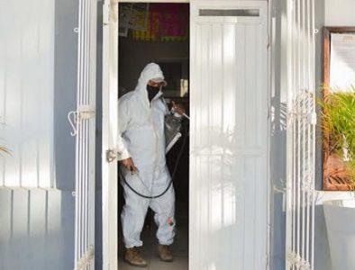 Continúan los protocolos de higiene y limpieza en Poanas