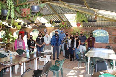 Impulsan producción de café de calidad en el municipio de Canelas