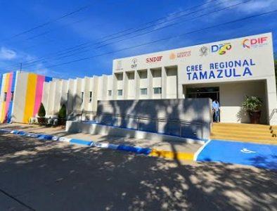 Inauguran CREE regional en Tamazula