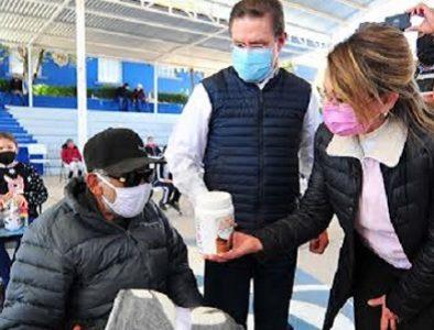 Llevan Operativo Invernal a Santiago Papasquiaro