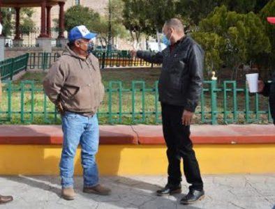 Comienza construcción de las letras monumentales 'Villa Unión'