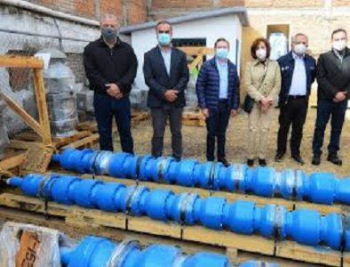 Agua de calidad, para más de 160 mil duranguenses: Aispuro