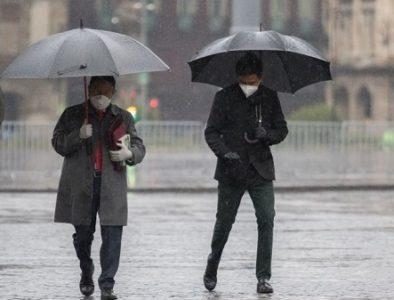 Nuevo Frente Frío y Tormenta Invernal provocarán lluvias