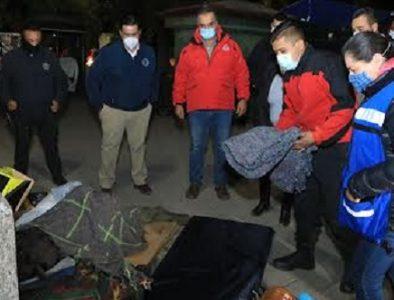 Gobierno municipal de Durango continúa con apoyo a indigentes