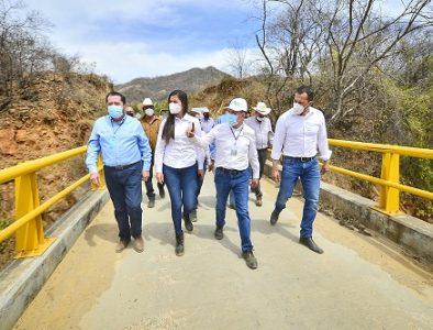Avanza conectividad en Tamazula: Aispuro