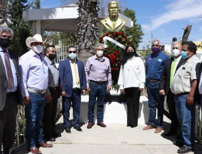 Encabeza Luly Martínez festejos por el Centenario del ejido Gral. Severino Ceniceros