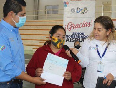 Con Microcréditos a la Palabra, se benefician 184 comerciantes de Vicente Guerrero