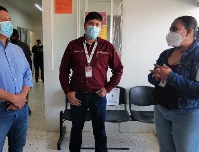 Llega vacuna contra el covid-19 a Vicente Guerrero