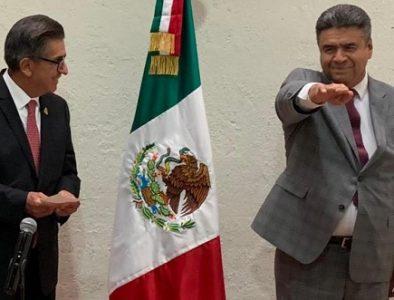 Ramón Guzmán Benavente, nuevo presidente del TSJ