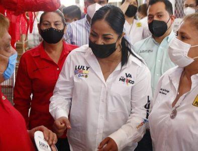 Luly Martínez: Reactivaremos los Fondos Metropolitano y Minero