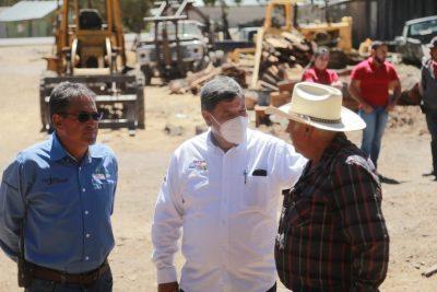 'Defenderé a Durango en el Congreso de la Unión, es mi compromiso': Javier Castrellón