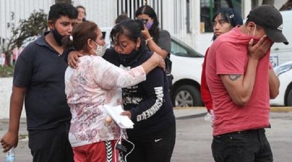Familiares de víctimas de colapso en el Metro denuncian falta de apoyo de autoridades