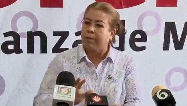 Senadora de Morena no descarta que alguien haya movido ballena del Metro que colapsó