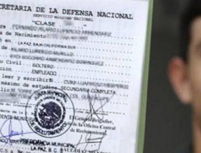 Invita Gobierno municipal de Nazas a tramitar la Cartilla Militar