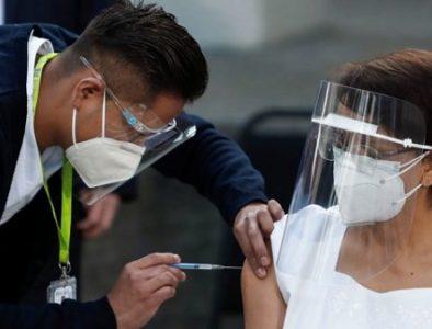 México espera terminar vacunación contra Covid-19 en primer trimestre de 2022