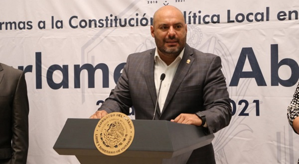 Inédito, Parlamento Abierto en Durango: Iván Gurrola