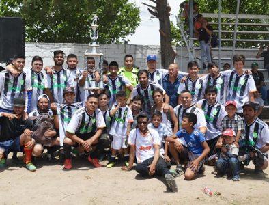 Concluye la Liga Municipal de Futbol de Segunda Fuerza de Poanas