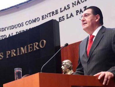 Desde el Senado de la República, Gonzalo Yáñez pide justicia para trabajadores